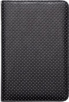 Обложка для электронной книги (Touch 623) PocketBook Black  (Perforated Leather) - общий вид