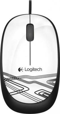 Мышь Logitech M105 (910-002941) - общий вид