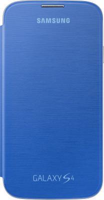 Чехол-флип для Samsung I9500 Samsung EF-FI950BCEGRU Blue - общий вид