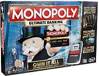 Настольная игра Hasbro Монополия с банковскими картами B6677 -