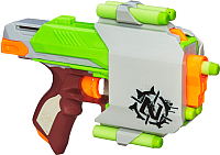Бластер Hasbro Nerf Зомби Сайдстрайк (A6557) -