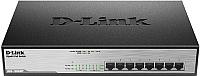 Коммутатор D-Link DGS-1008MP/A1A -