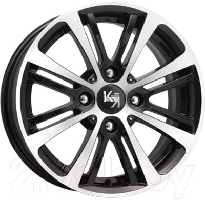 """Литой диск KnK Беринг (KC648) 15x6.5"""" 4x108мм DIA 65.1мм ET 18мм MB"""
