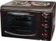 Электрическая настольная плита Cezaris Гомельчанка ЭНТШ-5 (коричневый) -