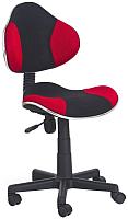 Кресло офисное Halmar Flash (красный) -