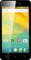 Смартфон Prestigio Wize NK3 3527 Duo / PSP3527DUOBLACK (черный) -
