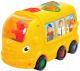 Развивающая игрушка WOW Школьный автобус Сидни 01010 -
