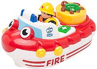 Игровой набор WOW Пожарный катер Феликс 01017 -