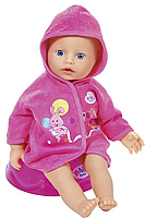 Кукла-младенец Zapf Creation My little Baby Born Учимся ходить на горшок (823460) -