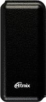 Портативное зарядное устройство Ritmix RPB-10001L (черный) -