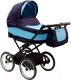 Детская универсальная коляска Riko Blanca 2 в 1 (26) -