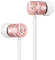 Наушники-гарнитура Beats Urbeats / MLLH2ZM/B (розовый/золотистый) -