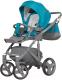 Детская универсальная коляска Riko Vario 3 в 1 (06/adriatic) -