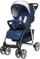 Детская прогулочная коляска 4Baby Guido 2017 (темно-синий) -