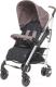 Детская прогулочная коляска 4Baby Croxx 2017 (коричневый) -