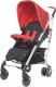 Детская прогулочная коляска 4Baby Croxx 2017 (красный) -