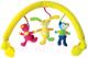 Развивающая игрушка Mommy Love Веселые друзья PKL1\M -