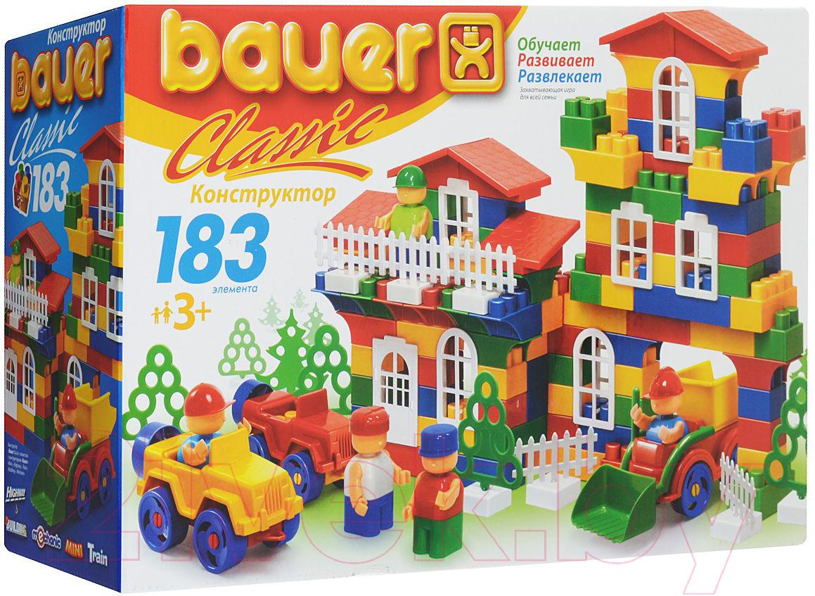 Конструктор Bauer