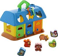 Развивающая игрушка Полесье Домик для зверей 9166 -