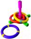 Развивающая игрушка Nickelodeon Кольцеброс 21380-61 -