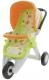 Коляска для куклы Полесье Прогулочная №2 48141 (3 колеса) -