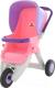 Коляска для куклы Полесье Прогулочная 48127 (3 колеса) -