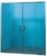 Стеклянная шторка для ванны Coliseum Santoria 170-003 (матовое стекло) -