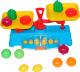 Игровой набор Полесье Весы с набором продуктов / 53787 (12эл, в сеточке) -