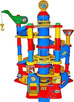Детский паркинг Полесье 7-уровневый с автомобилями 37848 -