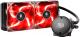 Кулер для процессора Deepcool Maelstrom 240T RD (DP-GS-H12RL-MS240T-RED) -