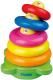 Развивающая игрушка Tomy Веселая пирамидка TO6634 -