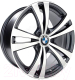 Литой диск Replay BMW B92mg 18x8