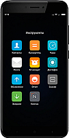 Смартфон Xiaomi Redmi 4X 16GB (черный) -