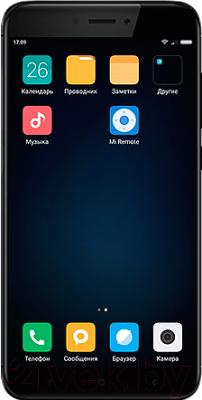 Смартфон Xiaomi Redmi 4X 16GB (черный)