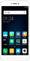 Смартфон Xiaomi Redmi 4X 16GB (золото) -
