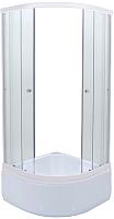Душевой уголок Triton Стандарт В1 (прозрачное стекло) -