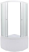 Душевой уголок Triton Стандарт Б1 (прозрачное стекло) -