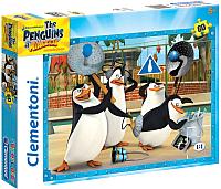 Пазл Clementoni Пингвины Мадагаскара 07254 (100эл) -