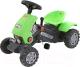 Каталка детская Полесье Трактор с педалями Turbo-2 52735 -