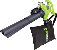 Воздуходувка Greenworks GBV2800 (24077) -