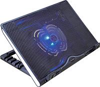Подставка для ноутбука Crown Micro CMLS-925 (черный) -