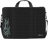 Сумка для ноутбука Crown Micro CMB-437 (черный) -