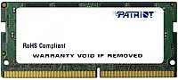 Оперативная память DDR3 Patriot PSD34G1600L82S -