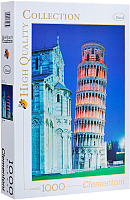 Пазл Clementoni Пизанская башня 31485 (1000эл) -