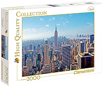 Пазл Clementoni Нью-Йорк 32544 (2000эл) -