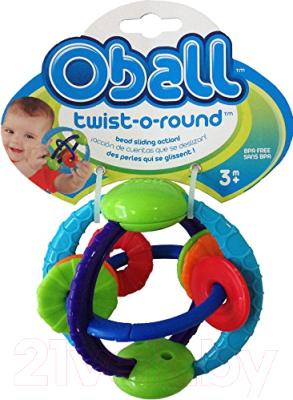 Развивающая игрушка O-Ball Twist-O-Round 81154
