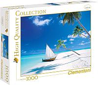 Пазл Clementoni Мальдивы 39256 (1000эл) -