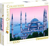 Пазл Clementoni Стамбул 39291 (1000эл) -