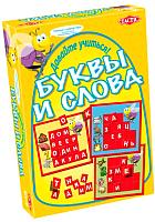 Настольная игра Tactic Учим буквы и слова (40144) -
