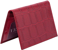 Чехол для документов Versado 066.2 (красный) -
